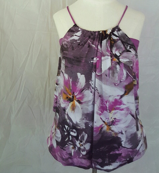 8d02ad976ae Charlotte Russe Tops - Charlotte Ross Halter Top summer Blouse size M